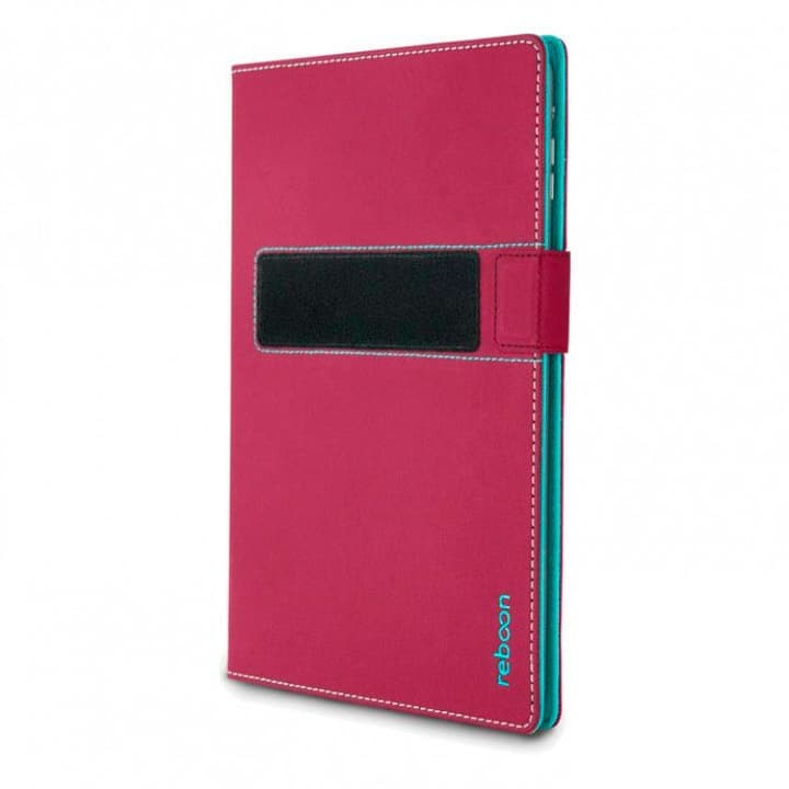 Tablet Booncover M Hülle pink reboon 785300125730 Bild Nr. 1