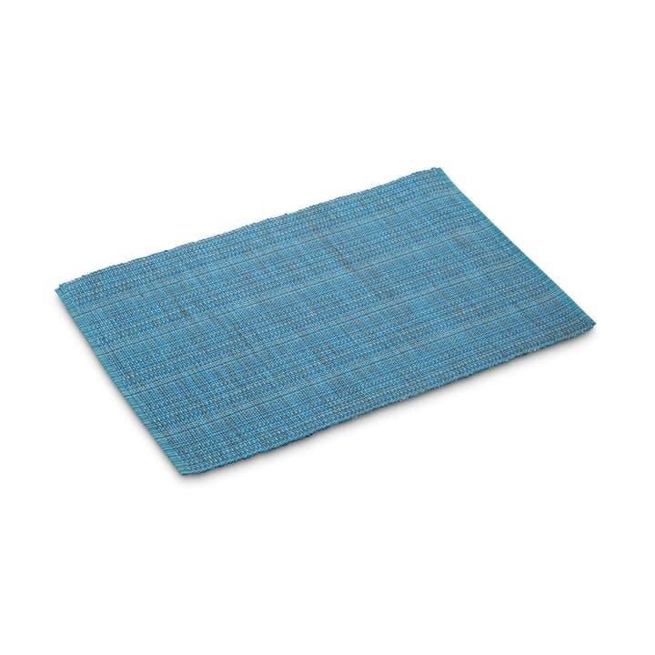 EZRA Tischset 378092200000 Farbe Blau Grösse B: 48.0 cm x T: 33.0 cm Bild Nr. 1