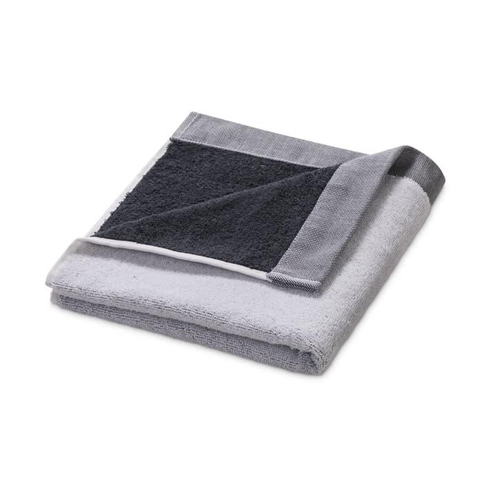 ENZO Duschtuch 374139520580 Grösse B: 70.0 cm x T: 140.0 cm Farbe Grau Bild Nr. 1