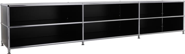 FLEXCUBE Lowboard 401813730120 Grösse B: 227.0 cm x T: 40.0 cm x H: 44.5 cm Farbe Schwarz Bild Nr. 1