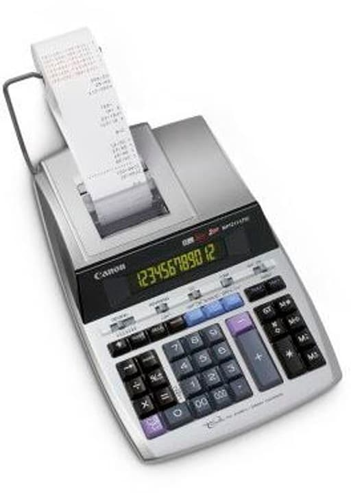 Calculatrice MP1211-LTSC 2496B001 12-chiffres argent Calculatrice Canon 785300151421 Photo no. 1