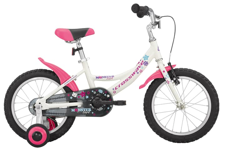 Monster Girl Kindervelo Crosswave 464800900000 Bild Nr. 1