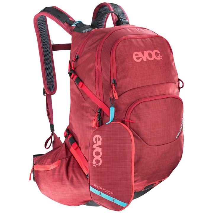 Evoc Explorer Pro 26 L Sac à dos de cyclisme Performance Evoc 460263600030 Colore rosso Taglie Misura unitaria N. figura 1