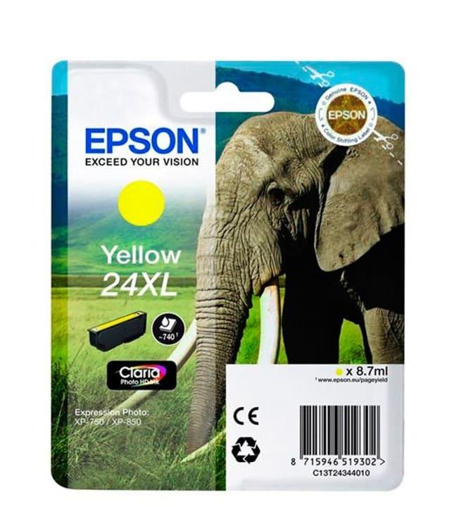 24XL Claria Photo HD Ink cartouche d'encre jaune Epson 785300124963 Photo no. 1