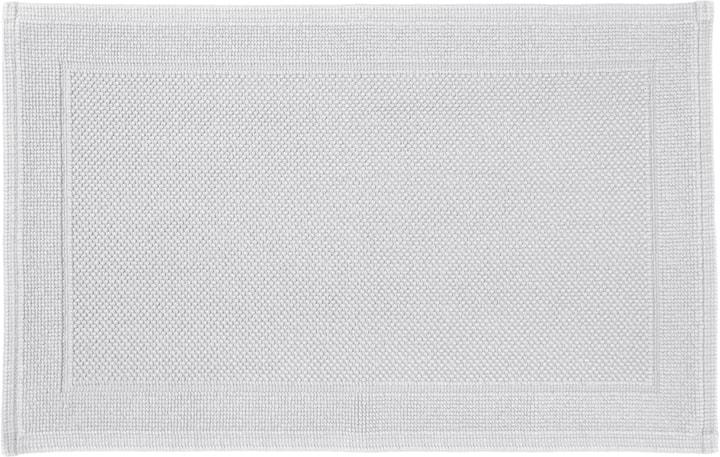 NAVE Tappetino in spugna 450854721510 Colore Bianco Dimensioni L: 50.0 cm x A: 80.0 cm N. figura 1
