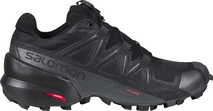 Speedcross 5 Damen-Runningschuh Salomon 492829940520 Farbe schwarz Grösse 40.5 Bild-Nr. 1