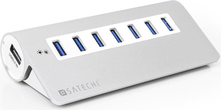 Aluminium Hub 7 Port USB 3.0 per Mac USB Hub Satechi 785300142346 N. figura 1