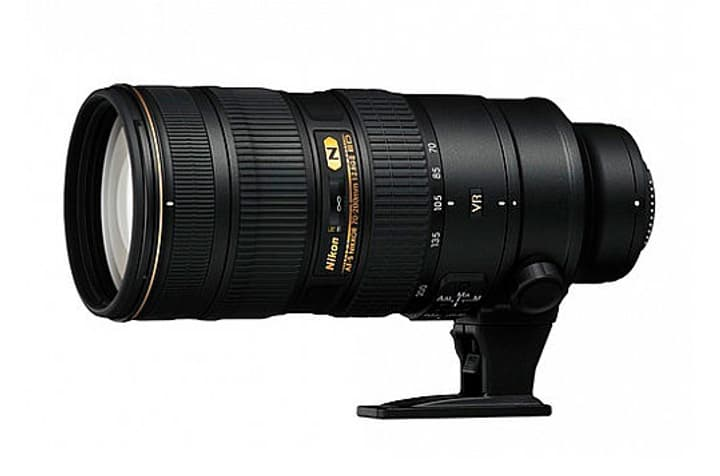 Nikkor AF-S VRII 70-200mm/2.8G ED Objectif Nikon 793411100000 Photo no. 1