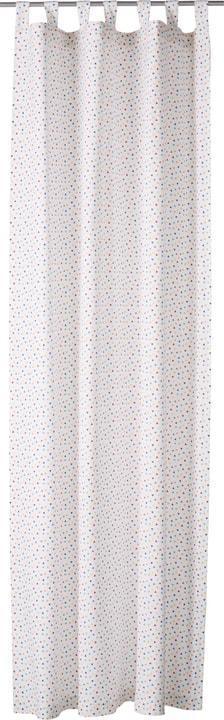 TICO Rideau prêt à poser nuit 430272021810 Couleur Blanc Dimensions L: 150.0 cm x H: 270.0 cm Photo no. 1