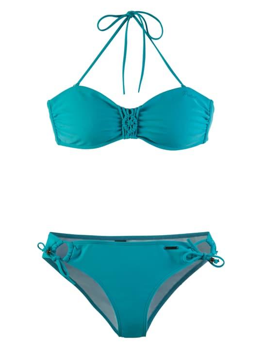 SOLEDO Bikini Bikini pour femme Protest 463116200344 Couleur turquoise Taille S Photo no. 1