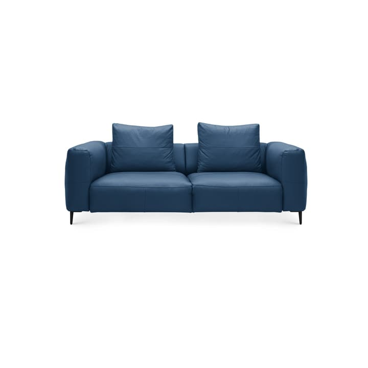 LOUIE 2.5er Sofa 360512625740 Grösse B: 214.0 cm x T: 100.0 cm x H: 69.0 cm Farbe Blau Bild Nr. 1