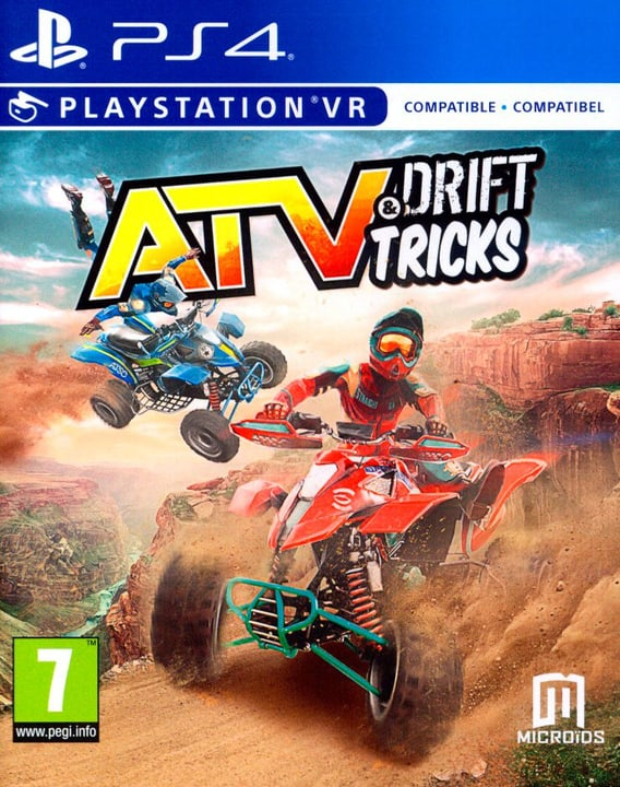 PS4 - ATV Drift and Tricks (F) 785300131303 N. figura 1