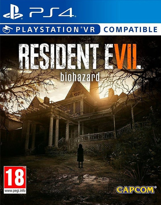 PS4 - Resident Evil 7 785300121666 Photo no. 1