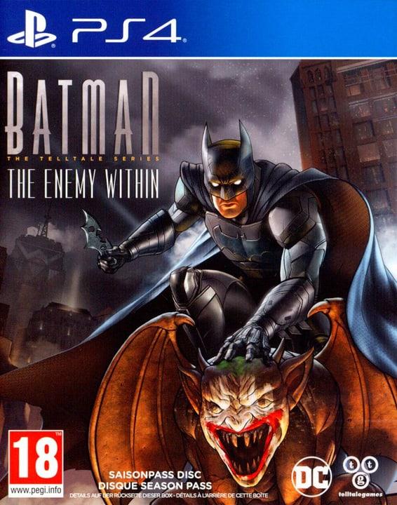 PS4 - Batman - The Telltale Series: Enemy Within Fisico (Box) 785300129760 N. figura 1