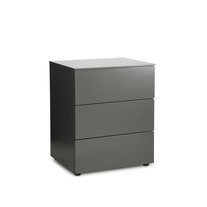 BOXSPRING Table de nuit 360904700000 Dimensions L: 50.0 cm x P: 41.0 cm x H: 60.0 cm Couleur Anthracite Photo no. 1