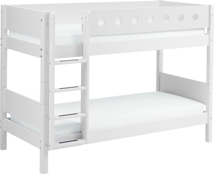 WHITE Etagenbett Flexa 404915000000 Grösse B: 109.0 cm x T: 210.0 cm x H: 154.0 cm Farbe Weiss Bild Nr. 1