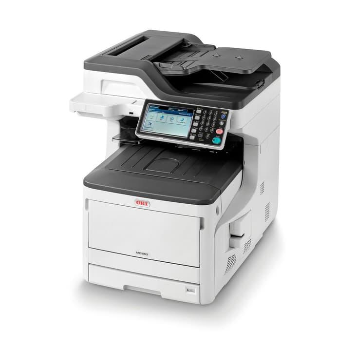 MC853dn WLAN Laser Multifunktionsdrucker OKI 785300124140 Bild Nr. 1
