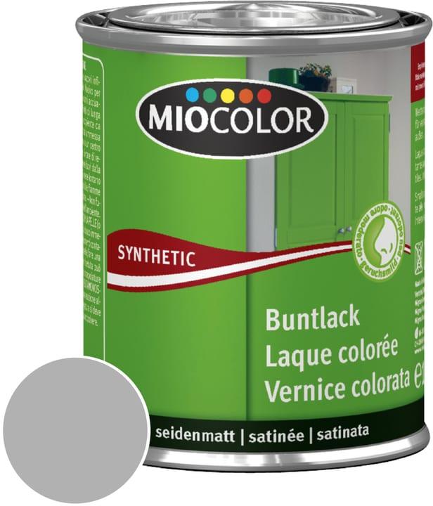 Synthetic Vernice colorata opaca Grigio Argento 750 ml Miocolor 661439800000 Contenuto 750.0 ml Colore Grigio Argento N. figura 1