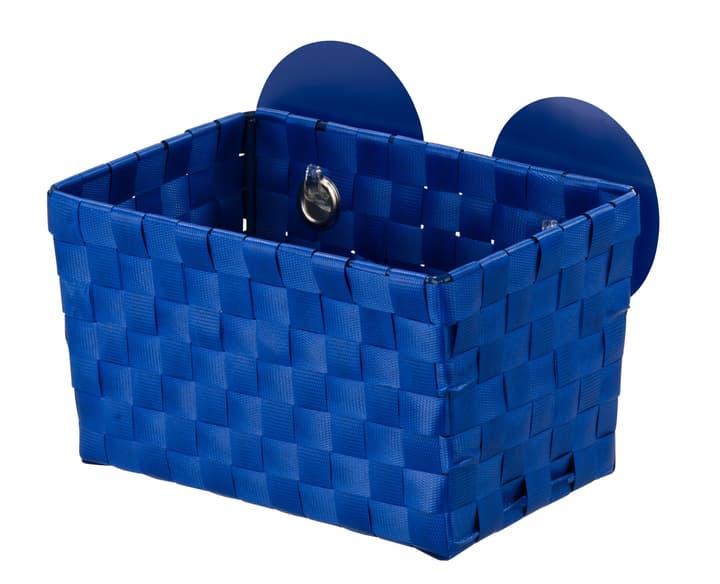 Badkorb WENKO 675015500000 Farbe Blau Bild Nr. 1