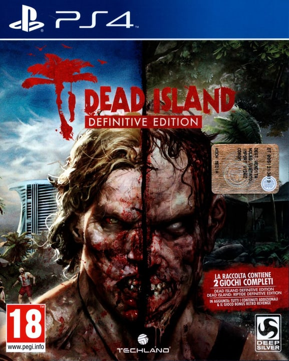 PS4 - Dead Island Definitive Edition Collection Box 785300121970 Bild Nr. 1