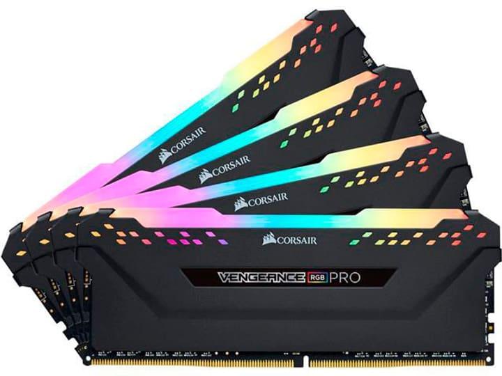Vengeance RGB PRO DDR4 3000MHz 4x 8GB Mémoire Corsair 785300137582 Photo no. 1