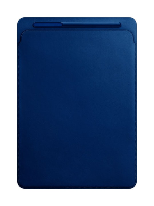 "Custodia in pelle per iPad Pro 12,9"" - Blu notte Apple 785300128597 N. figura 1"