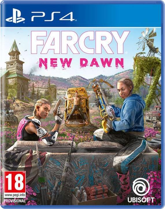 PS4 - Far Cry - New Dawn Box 785300141148 Photo no. 1