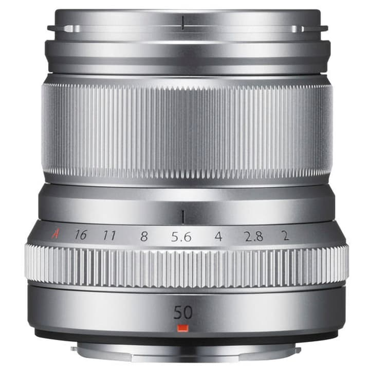 XF 50mm F2 R WR Silver Objectif FUJIFILM 785300129919 Photo no. 1