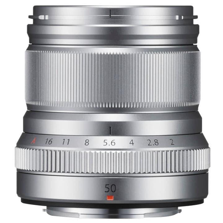 XF 50mm F2 R WR Silver FUJIFILM 785300129919 Photo no. 1