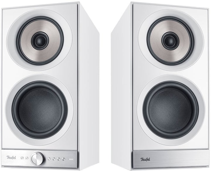 Stereo M (1 Paio) - Bianco Altoparlanti Multiroom Teufel 785300132814 N. figura 1