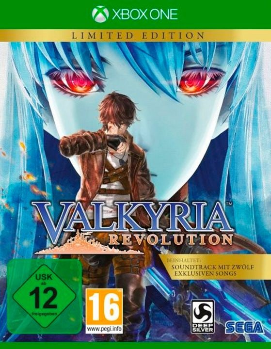 Xbox One - Valkyria Revolution - Day One Edition Box 785300122284 Photo no. 1