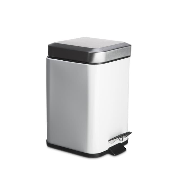 MEILO pattumiera 374035200000 Colore Bianco Dimensioni L: 16.3 cm x P: 16.3 cm x A: 24.5 cm N. figura 1