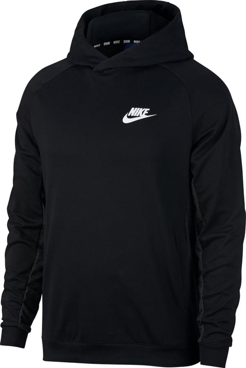 Sportswear Advance 15 Hoodie Sweat-shirt à capuche pour homme Nike 462368300520 Couleur noir Taille L Photo no. 1