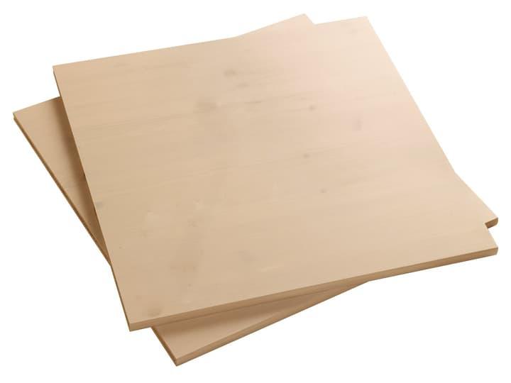 FLEXA CLASSIC Rayons Flexa 404680400000 Dimensions L: 48.0 cm x P: 41.0 cm x H: 1.5 cm Couleur Naturel Photo no. 1