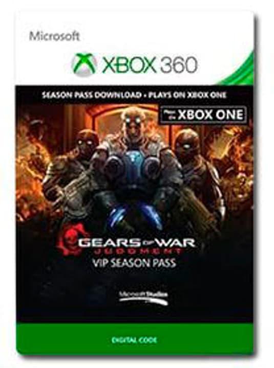 XBox One - Gears of War Judgment VIP Season Pass 785300135408 Photo no. 1