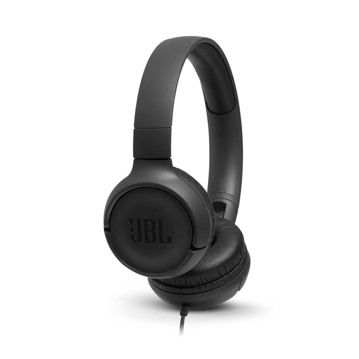 TUNE 500 - Noir Casque On-Ear JBL 785300152829 Photo no. 1