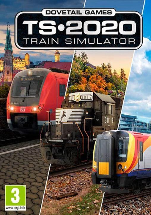 Train Simulator TS 2020 [DVD] [PC] (D) Box 785300150763 Photo no. 1