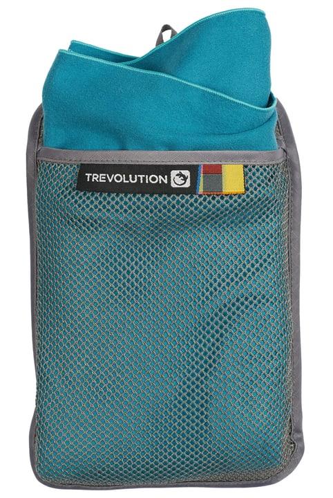 Superfine fiber-dry towel Mikrofaser-Handtuch Trevolution 491281700640 Farbe blau Grösse XL Bild-Nr. 1