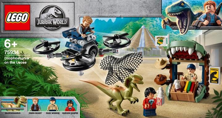 LEGO JW 75934 Dilophosaure en libe 748719300000 Photo no. 1