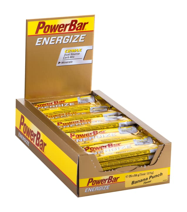 Energize Energieriegel Powerbar 463067000000 Bild-Nr. 1