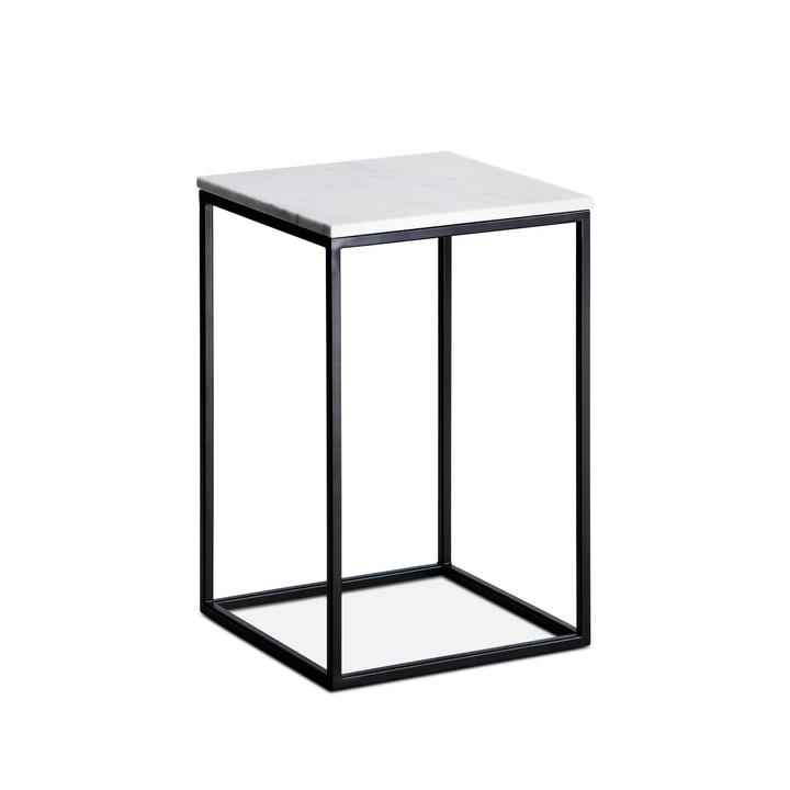 COFFEE table d'appoint 362228100000 Colore Bianco varie fantasie Dimensioni L: 30.0 cm x P: 30.0 cm x A: 46.0 cm N. figura 1