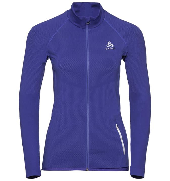 Velocity Jacket Damen-Jacke Odlo 470195100440 Farbe blau Grösse M Bild-Nr. 1
