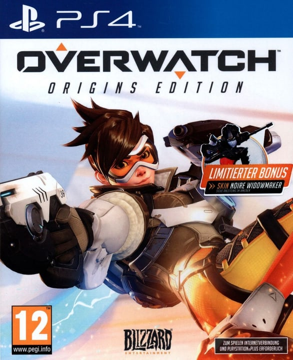 PS4 - Overwatch - Origins Edition 785300121976 N. figura 1