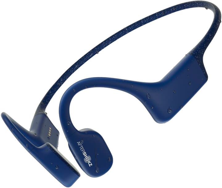 Xtrainerz 4GB - Sapphire Blue Casque Open-Ear AFTERSHOKZ 785300146299 Photo no. 1