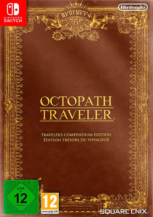 NSW - Octopath Traveler Limited Edition Box 785300133269 N. figura 1