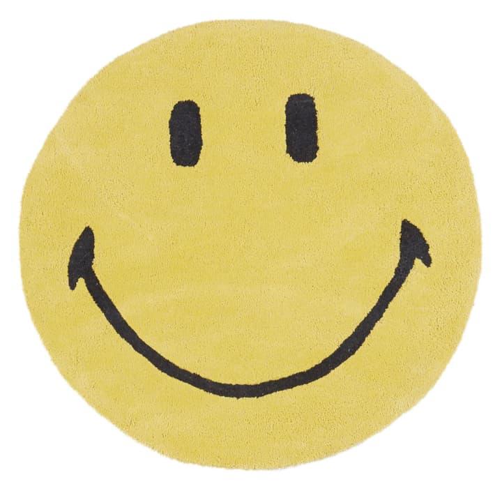 TIMO Teppich 412007216250 Farbe gelb Grösse B: 60.0 cm x T:  x H:  Bild Nr. 1