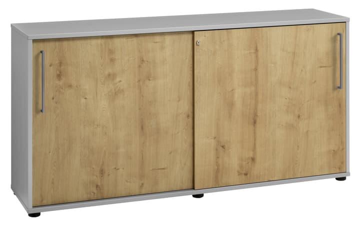 CONCEPT X Sideboard 401828800000 Grösse B: 156.2 cm x T: 40.6 cm x H: 79.3 cm Farbe Silberfarbig Bild Nr. 1