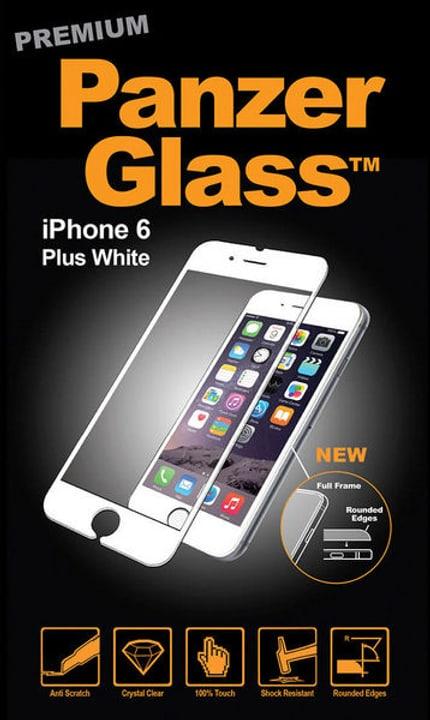 Premium iPhone 6/6s Plus - weiss Panzerglass 785300134486 Bild Nr. 1