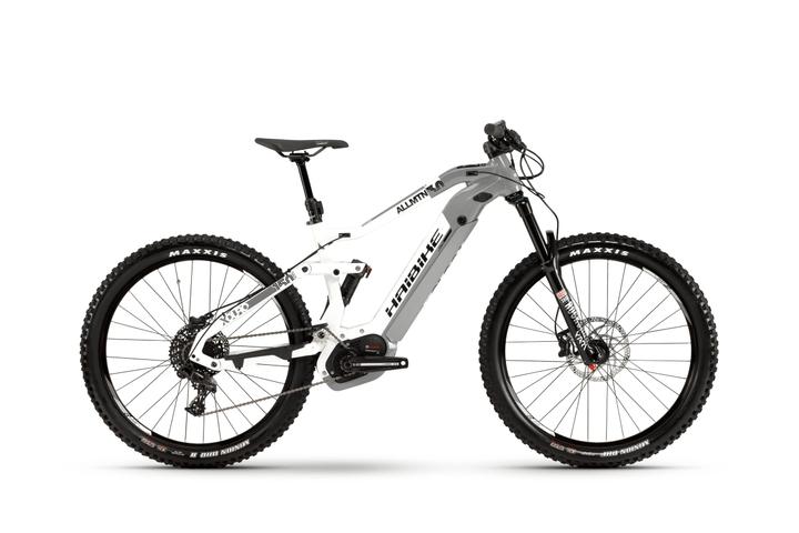 "XDURO AllMtn. 3.0 27.5"" E-Mountainbike Haibike 463354404410 Farbe weiss Rahmengrösse 44 Bild Nr. 1"