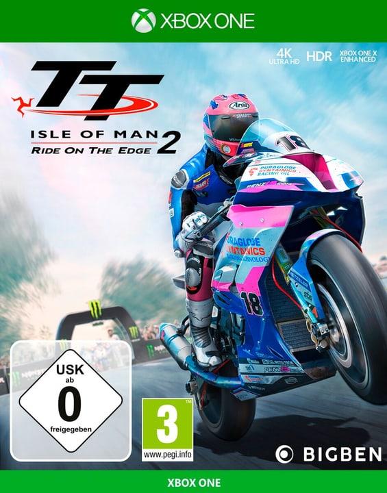 Xbox One - TT - Isle of Man 2 D/F Box 785300150421 Photo no. 1